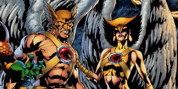 Hawkman comics