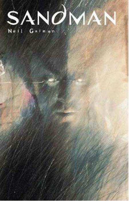 Portada del primer volumen de Sandman. Por Neil Gaiman