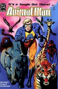 Animal Man #1. Por Brian Bolland y Lovern Kindzierski.