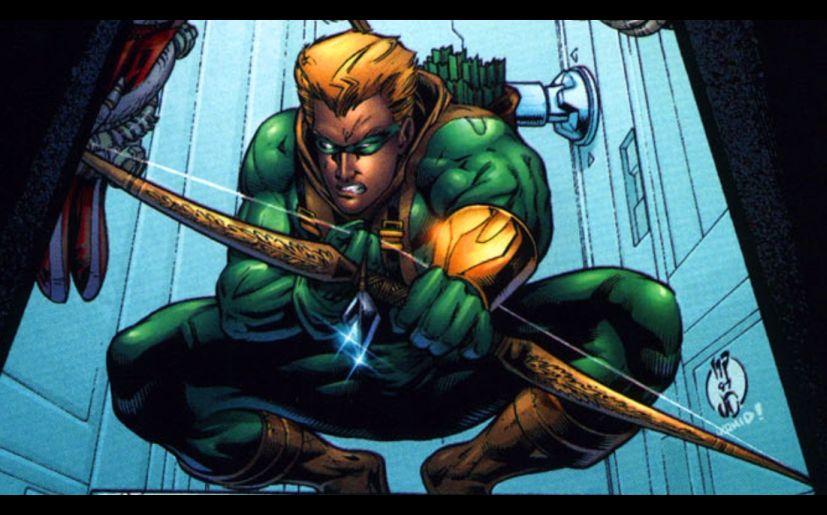 Connor, hijo de Oliver Queen en los cómics