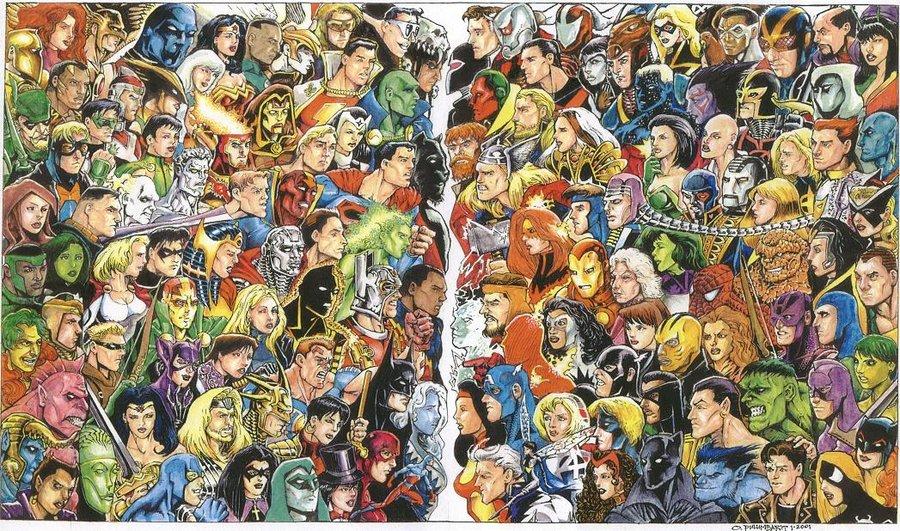 jla _vs__avengers_colored__2002_by_olybear