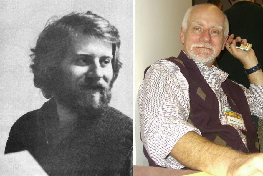 Chris Claremont, entonces y ahora