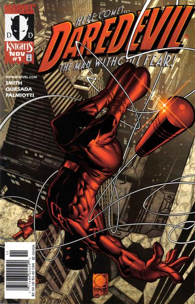 Daredevil, Diablo Guardian