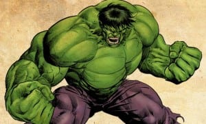 Hulk Las cosas que nos hacen felices