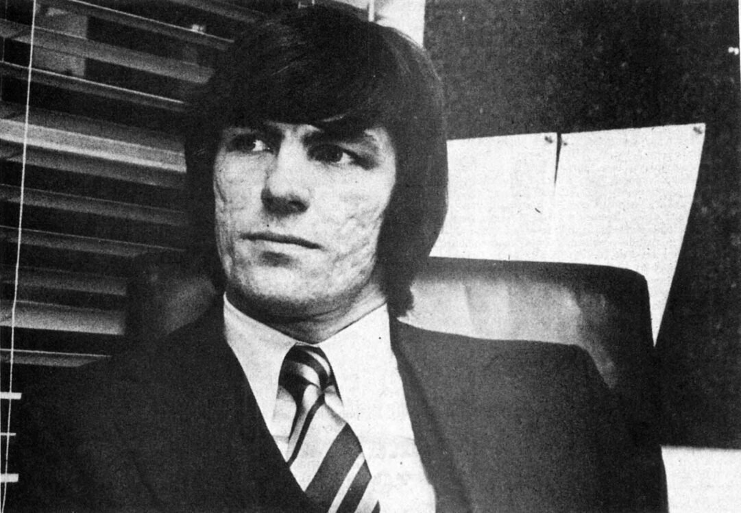 Jim Shooter, en noviembre de 1980