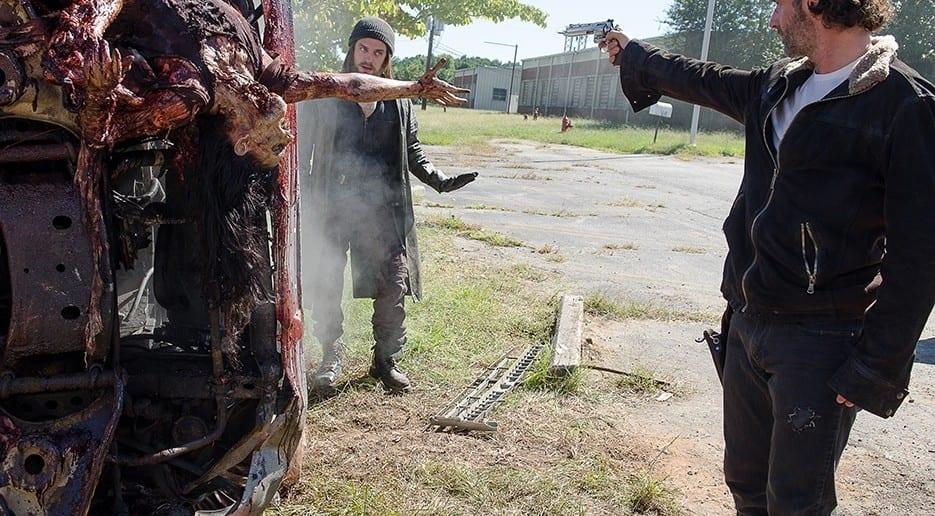 The Walking Dead las cosas que nos hacen felices (1)