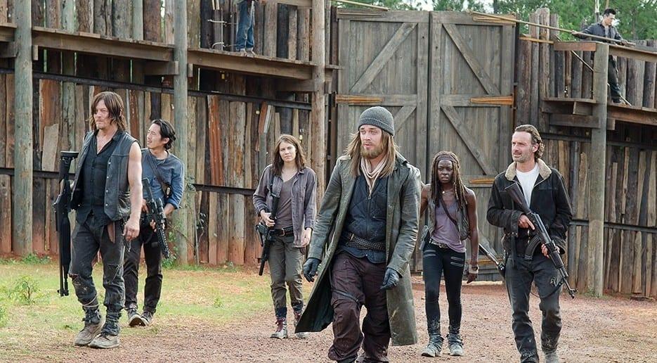 The Walking Dead las cosas que nos hacen felices (2)