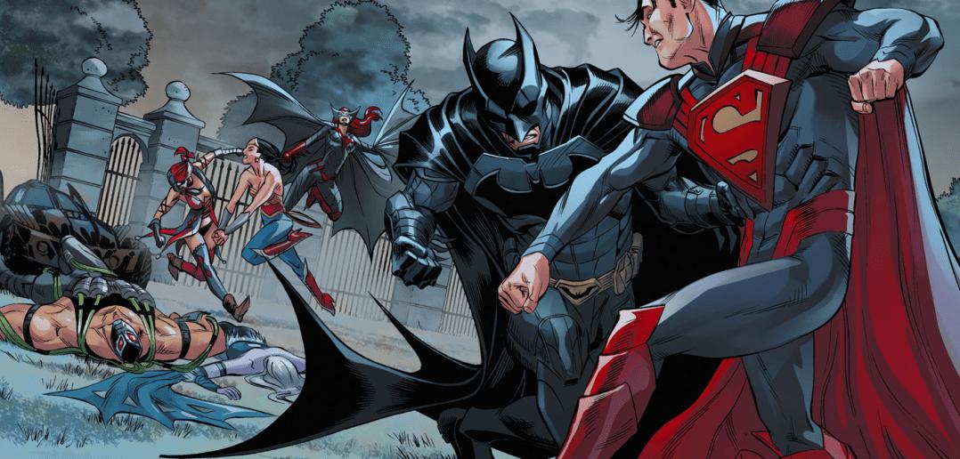 batman superman comic las cosas que nos hacen felices