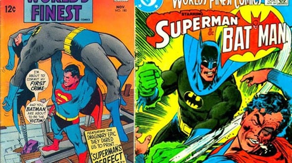 batman v superman enfrentamientos en el comic las cosas que nos hacen felices