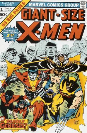 Giant Size X-Men 1