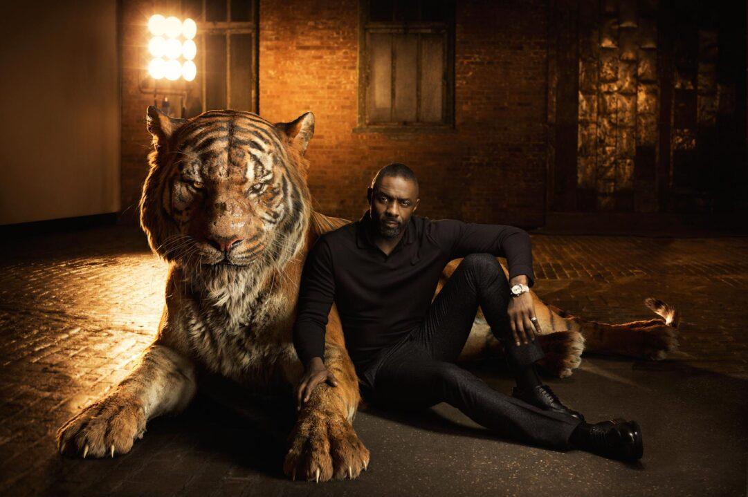 Idris Elba es Shere Khan