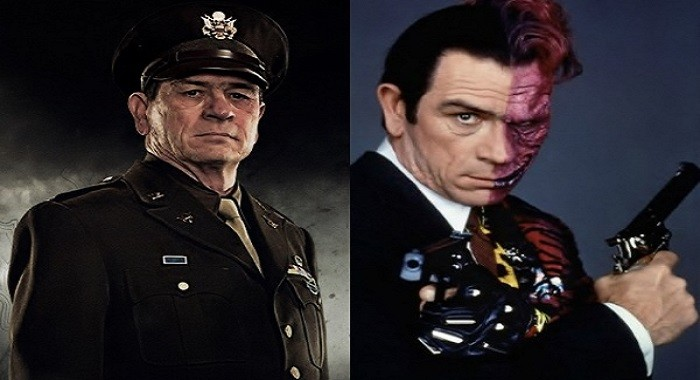 Tommy Lee Jones COSAS FELICES