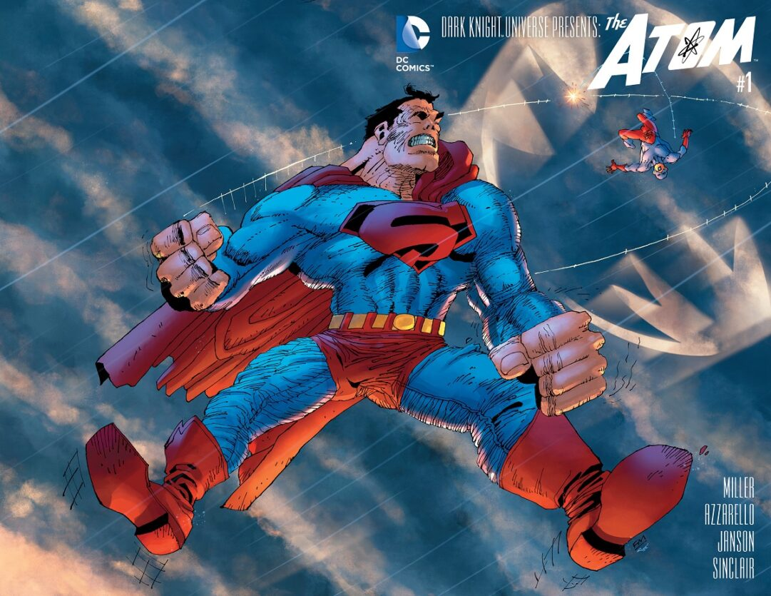 Polémica portada de El Atomo