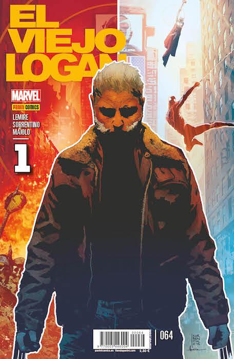 El viejo Logan portada