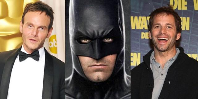 Terrio, Affleck y Snyder
