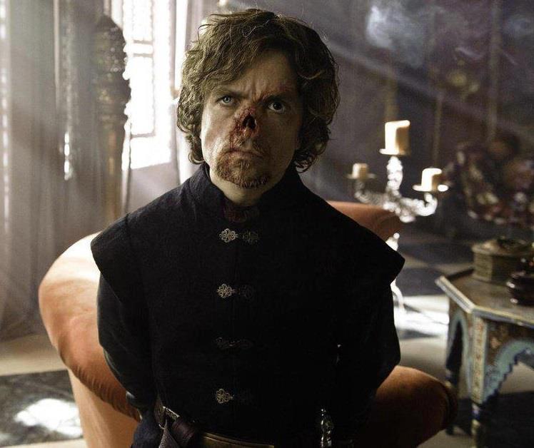 Más o menos así debería verse Tyrion