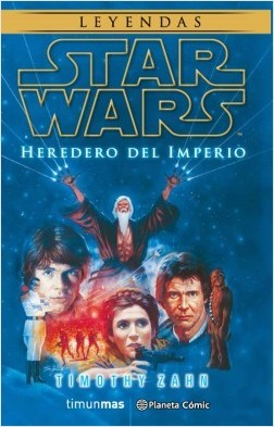 Star Wars Heredero del Imperio, la novela