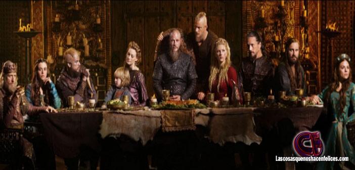 Vikings: la vida real de los personajes históricos que aparecen en la serie – Actualizado enero 2019-