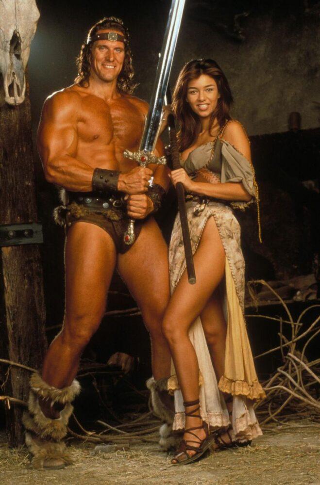 Imagen promocional de la serie de 1997