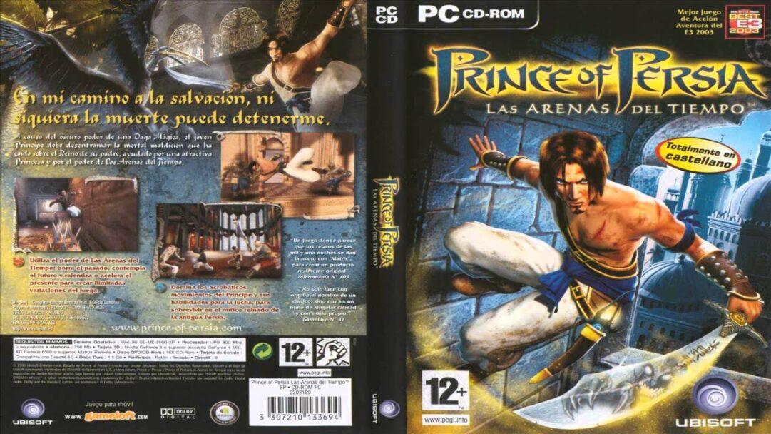 Prince of Persia Las Arenas del tiempo