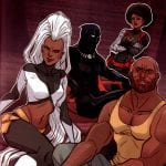 black-panther-7-marvel-now- las cosas felices