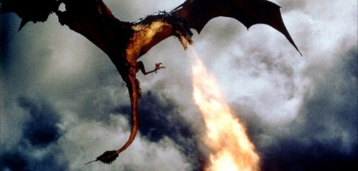 El furor del Dragón...