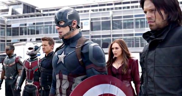 Quirk Captain America 1
