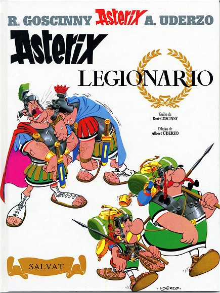 asterix-legionario