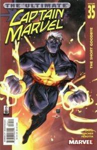Captain Marvel Vol 3 #35 (02). Por Udon Studios.