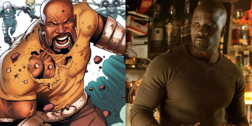 Luke Cage (Mike Colter).