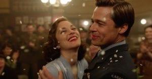 Brad Pitt y Marion Cotillard, celebrando su amor sin Angelina.