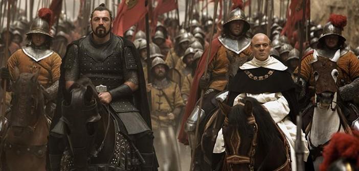 hovik keuchkerian y Javier Gutiérrez en Assassins Creed