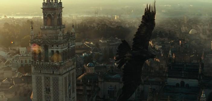Imagen aérea de Sevilla en Assasssins Creed