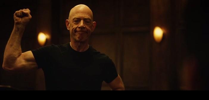 JK Simmons en su papel de Whiplash
