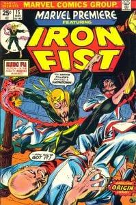 Marvel Premiere #15 (74). Por Gil Kane, Dick Giordano, Tony Mortellaro y Gaspar Saladino.