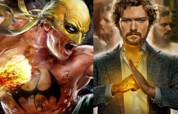 Iron Fist (Finn Jones)