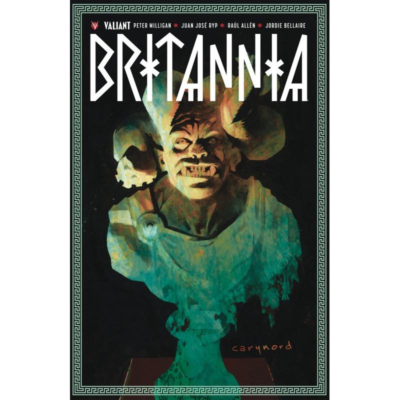 Britannia Medusa Comics