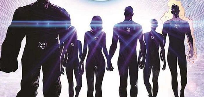 Un vistazo a los nuevos 4 Fantásticos