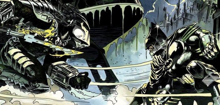 Reseña de Batman contra Depredador. La caza ha comenzado.