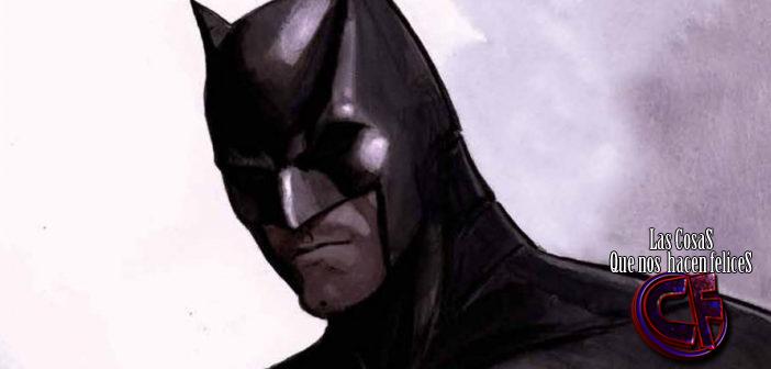 Reseña de Batman El Príncipe Oscuro de Enrico Marini