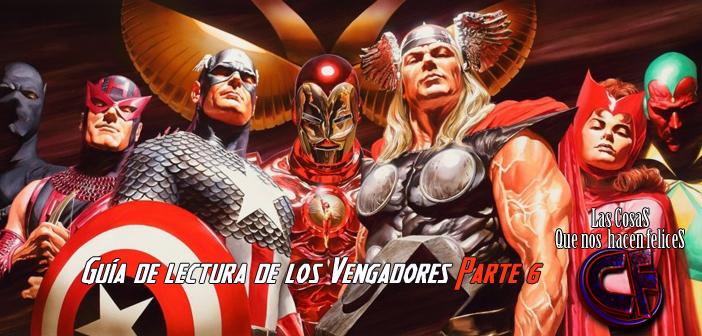 Guía de lectura de Los Vengadores (Parte 6): Los Vengadores de Walter Simonson y John Buscema