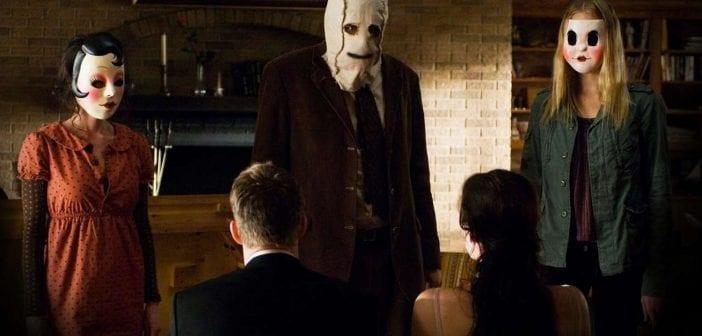 Las cosas que nos hacen temblar: extraños en tu casa