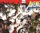 Reseña de la saga Avengers No Surrender (Vengadores Sin rendición), una lectura entretenida que no pasará a la historia