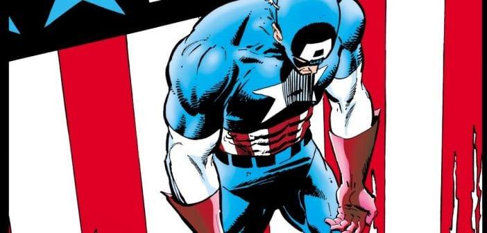 Una particular visión del Capitán América: Soldado del pueblo y representante del Sueño Americano