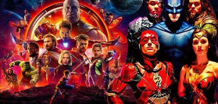 Vengadores Infinity War hace más taquilla en Estados Unidos que la Liga de la justicia a nivel mundial