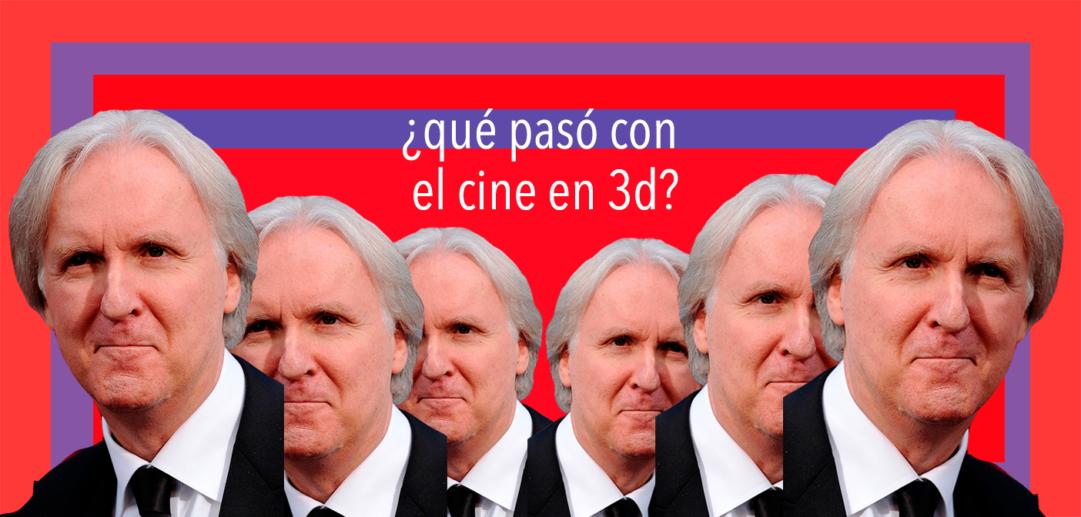 historia del cine en 3d y su futuro