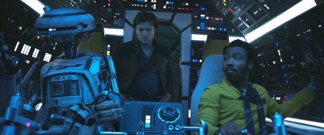 solo a Star Wars story Han Solo historia cancela LucasFilms taquilla las cosas felices