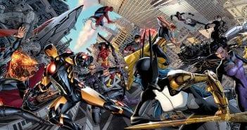 Reseña Marvel Now! Deluxe. Los Vengadores de Jonathan Hickman 1: Todo muere. ¡Estos no son Los Vengadores!
