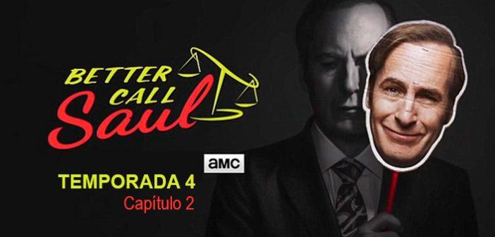 Análisis de Better Call Saul. Temporada 4. Capítulo 2