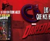 Regalamos el tomo de la colección Frank Miller Daredevil Born Again